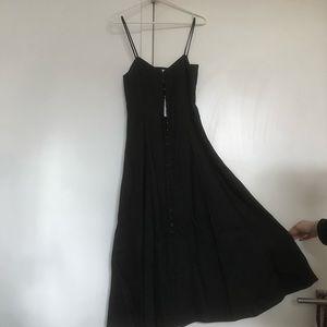 Mara Hoffman linen dress NWT